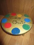 The time out stool